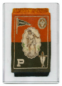 B33 PRINCETON RUNNER COLLEGE ATHLETE SERIES of BLANKETS with FRINGE