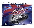 Racing Through Time - The British Classics (DVD, 2012, 4-Disc Set, Box Set)