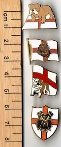 England-Flag-Bulldog-Badge-Euro-2012-Football-St-George-Sports-Patriot-English