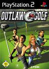 Outlaw Golf (Sony PlayStation 2, 2003, DVD-Box)