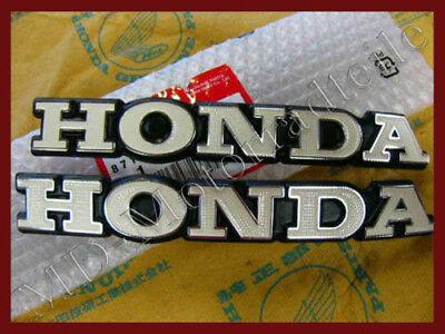Honda CB 500 K1  CB 750 Four K 2  Tank Embleme Set