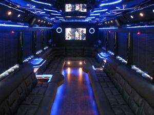 Rv Party Bus Limo Led Neon Interior Kit Sound Activate