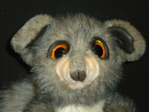 Discovery-Channel-Big-Eyed-Baby-Lemur-Stuffed-ANIMAL-LOVEY-11-Plush