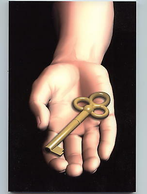 THE KEY (2001) by WHITLEY STRIEBER, Mysterious Visitor, Life After Death, Enigma