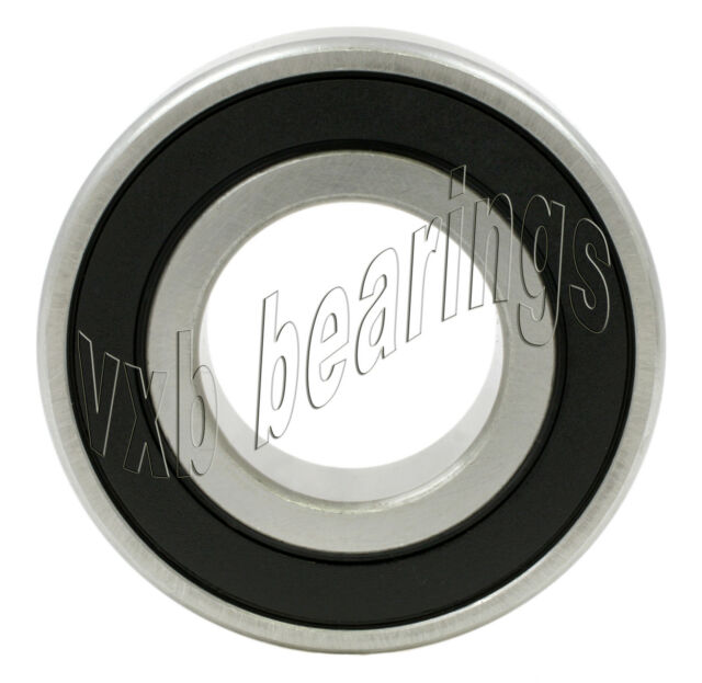 6305-2RS1 Radial Ball Bearing Double Sealed Bore Dia 25mm OD 62mm Width 17mm