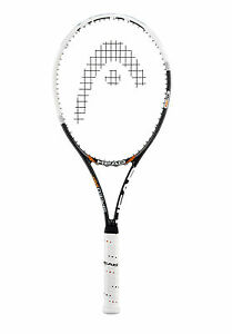 HEAD-YOUTEK-IG-SPEED-18X20-DJOKOVIC-tennis-racquet-Auth-Dealer-4-1-2-Reg225