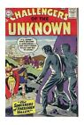 Challengers of the Unknown #6 (Feb-Mar 1959, DC)