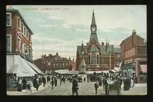 Beds-LUTON-George-St-Market-Hall-early-PPC