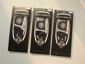3-MENS-LEFT-HAND-XL-CABRETTA-LEATHER-GOLF-GLOVES-MSRP-51-BRAND-NEW