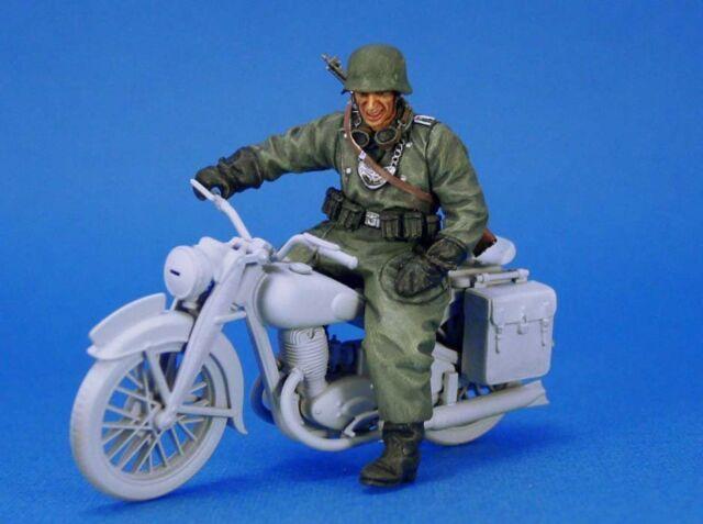 Legend 1/35 #0110 WWII German Motorcycle Feldgendarmerie #2