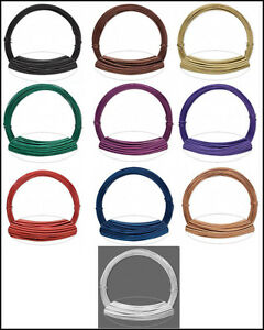 45-Foot-Spool-Aluminum-Wire-for-Wrapping-18-Gauge-You-Choose-Colors