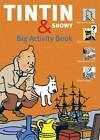 Tintin And Snowy: Big Activity Book by Simon Beercroft, Guy Harvey (Paperback, 2012)