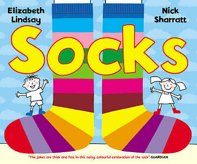 Socks, Lindsay, Elizabeth,Sharratt, Nick, Very Good Book