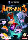 Rayman 3 - Hoodlum Havoc (Nintendo GameCube, 2003, DVD-Box)