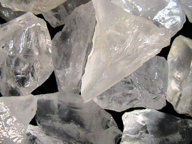 TUMBLER ROCKS White Star Quartz Half Lb Stones Tumbling Rock Tumbler