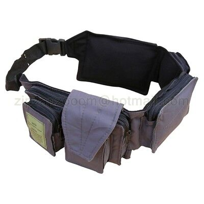 Army Combat  Military Utility Travel Money Belt Waist Retro Bum Day Pack Bag New