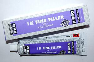 Car-body-repair-pinholes-scratches-1K-FINE-STOPPER-filler-putty