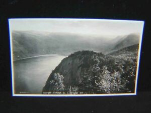 Antique REAL PHOTO POSTCARD c1921 Eternity Bay QUEBEC