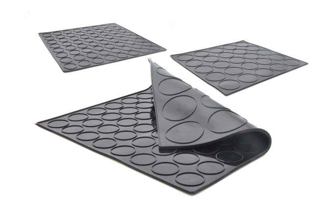 Revolutionary Double Sided Silicone Macaron Mat / Macaroons Cookies Baking Sheet