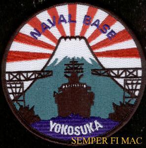 US-NAVAL-BASE-YOKOSUKA-JAPAN-US-NAVY-PATCH-USS-SHIP-PORT