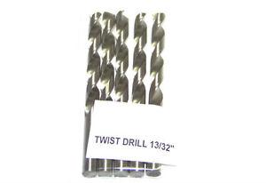 5pc-13-32-Prol-Drill-Bit-HSS-Diamond-point-for-Metal-Wood-Plastic-HOTECHE