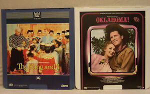 OKLAHOMA & THE KING AND I CAPACITANCE ELEC DISC