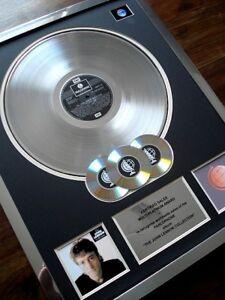 JOHN-LENNON-COLLECTION-LP-MULTI-PLATINUM-RECORD-AWARD-DISC-ALBUM