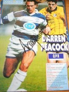 19931994 Queens Park Rangers  Peacock Darren Home K - <span itemprop=availableAtOrFrom>Birmingham, United Kingdom</span> - Returns accepted within 30 days after the item is delivered, if goods not as described. Buyer assumes responibilty for return proof of postage and costs. Most purchases from business s - Birmingham, United Kingdom