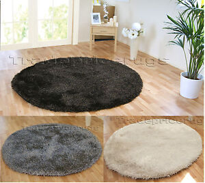 Extra Large Black Brown White Cream Or Grey Silver Thick