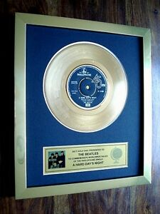 THE-BEATLES-A-HARD-DAYS-NIGHT-24KT-GOLD-7-SINGLE-RECORD-DISC-AWARD