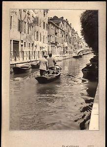 FOTOGRAFIA-DEL-1955-VENEZIA-RIO-DI-SAN-GIUSEPPE