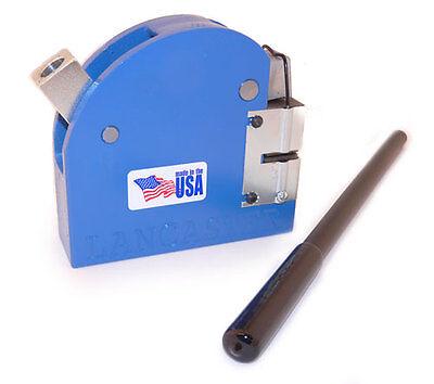 Lancaster USA Metal Shrinker / Stretcher Combo  English Wheel Planishing Hammer