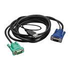 APC (AP5821) 1.8 m KVM Cable to USB Cable