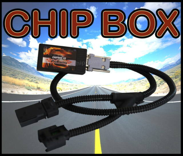 Chip Tuning Box SSANGYONG REXTON RODIUS 2.7 Xdi XVT ChipTuning PowerBox