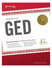 Master the GED 2013 (w/CD) by Peterson's Publishing Staff (2012, Paperback)