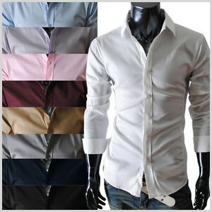 STL-THELEES-Unique-Mens-casual-slim-fit-basic-dress-shirts