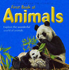 First Book of Animals by Steve Parker (Paperback, 2004)