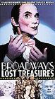 Broadways Lost Treasures (VHS, 2003)