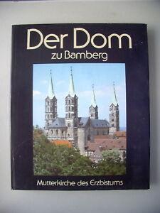 Der Bamberger Dom Mutterkirche d. Erzbistums Bamberg - Eggenstein-Leopoldshafen, Deutschland - Der Bamberger Dom Mutterkirche d. Erzbistums Bamberg - Eggenstein-Leopoldshafen, Deutschland