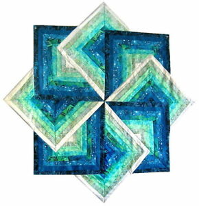 Details about BALI SHORES QUILT KIT Moda Batik Batiks Fabric