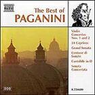 The Best of Paganini (CD, Sep-1997, Naxos (Distributor))