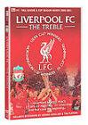 Liverpool - The Treble (DVD, 2007)