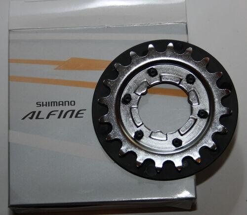 1 Original Shimano Alfine Pinion CS-S500 18 Teeth