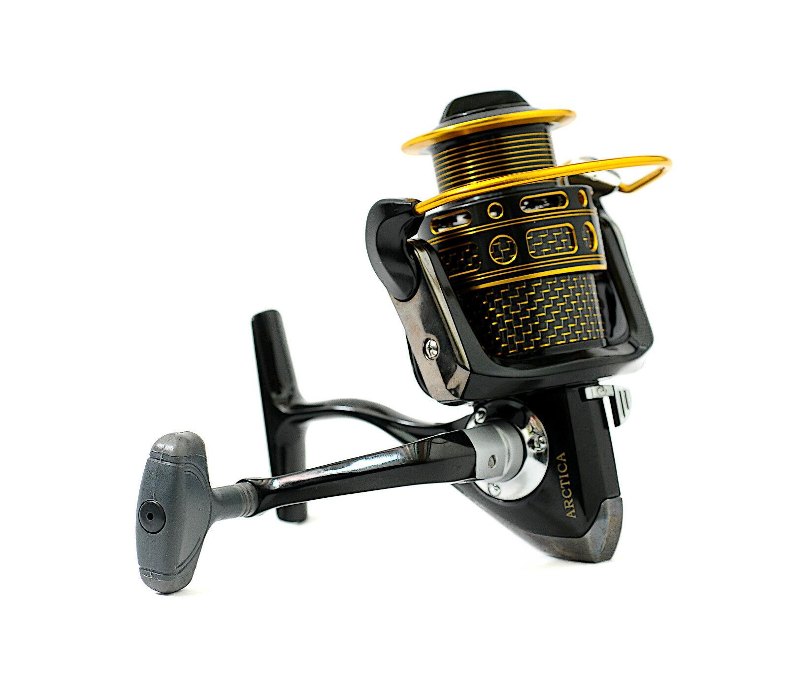 Ryobi arctica 3000 spinning fishing reel rotor with carbon for Ryobi fishing reel