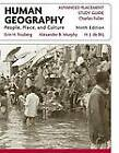 Human Geography: People, Place, and Culture AP Study Guide by Erin H. Fouberg, Alexander B. Murphy, Harm J. De Blij (Paperback, 2009)