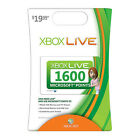 Microsoft Xbox Live - 1600 Points for Xbox 360