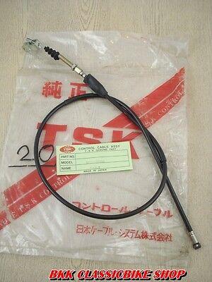 NOS SUZUKI TS250 TS400 TM250 TM400 CABLE CLUTCH 58200-32102 // length 1130 mm.