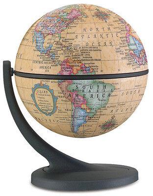 "Replogle Wonder World Globe 4.3"" Antique Ocean . Brand New!"