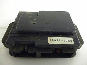 Kawasaki ZX6 R Fuse box ZX6R J1 Fuse box eBay