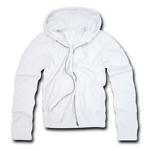 Images of Mens White Sweatshirt - Reikian